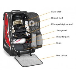 GRIT HOCKEY TOWER BAG HYSE