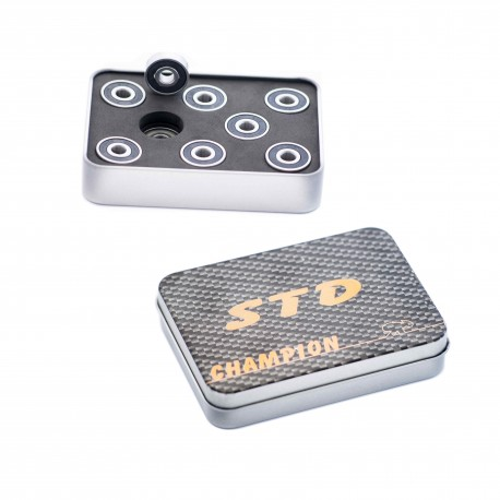 STD BEARINGS BLACK CERAMIC ABEC 9
