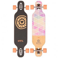 BTFL LONGBOARD - LUCY II - DROP THROUGH