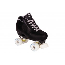 PATÍN COMPLETO HOCKEY STD CARBON STEEL-BOTAS MENEGHINI CARBON