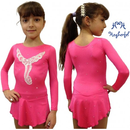 DRESS WITH LONG SLEEVES FOR SKATING HEGHERFEL