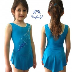 SLEEVELESS DRESS FOR SKATING HEGHERFEL