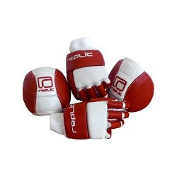 PACK GLOVES AND KNEEPADS R-13 REPLIC