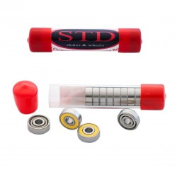 STD BEARINGS DEEP GROOVE ABEC 7
