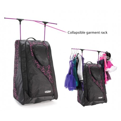 SPECIAL DANCE GRIT TOWER BAG