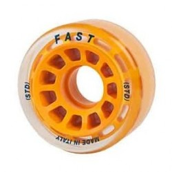STD FAST STREET WHEEL URETHANE D. 62 MM. 70 A (4-PACK)
