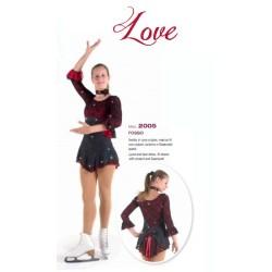 SAGESTER COMPETITION DRESS MODEL 2005