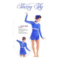 SAGESTER COMPETITION DRESS MODEL 2012