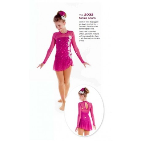 SAGESTER COMPETITION DRESS MOLDEL 2032