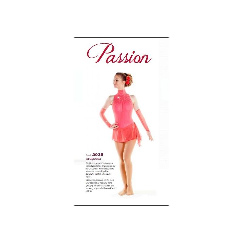 SAGESTER COMPETITION DRESS MODEL 2035