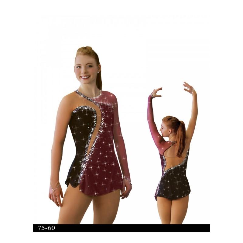 SHARENE COMPETITION DRESS MODEL 75-60
