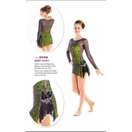 COMPLETE COLLECTION COMPETITION DRESS SAGESTER HAUTE COUTURE