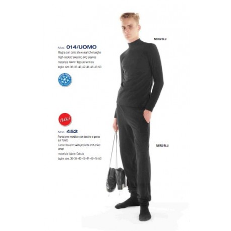 SAGESTER THERMAL SWEATER MODEL 014