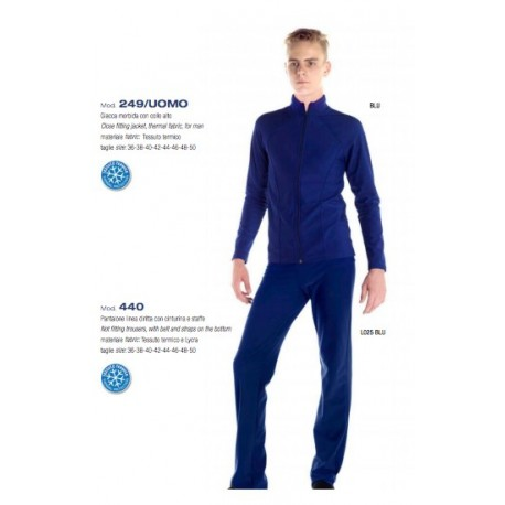 SAGESTER MAN TROUSER LYCRA O THERMIC MATERIAL MODEL 440