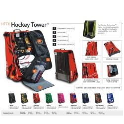 "SPECIAL HOCKEY BAG GRIT TOWER HTSE JUNIOR 33"""