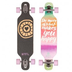 BTFL LONGBOARD - MIA - JUNIOR BOARD - OR SMALL CRUISER
