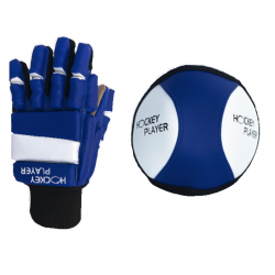 PACK OF PROTECTIONS HOCKEY PLAYER ECO