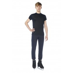 MEN'S TROUSERS WITH RUBBER ON THE ANKLES SAGESTER MODEL 454