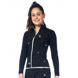 SAGESTER GIACCA CON STRASS MODEL 234