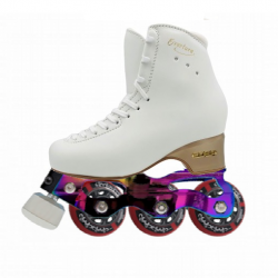 EDEA OVERTURE WITH STARLIGHT INLINE FIGURE SKATE