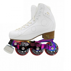 RISPORT ROYAL PRO WITH STARLIGHT INLINE FIGURE SKATE