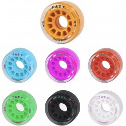 STD FAST URETHANE D. 65 MM. 78A (4-PACK) LONG LASTING