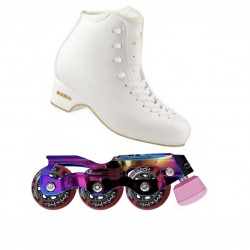 PATIN COMPLETO EDEA WAVE WITH STD STARLIGHT INLINE