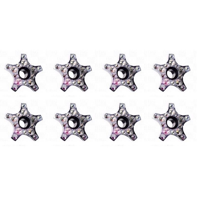 SHINY NUTS STD SKATES-SUPER STAR DIAMOND