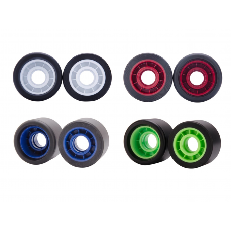 STD IMPERIAL (PACK 4) ROUES POUR ROLLER DERBY
