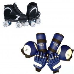 PACK HORNET / HOCKEYPLAYER + SET COMPLETO DI PROTEZIONE