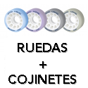 ROUES (8)+ROULEMETS
